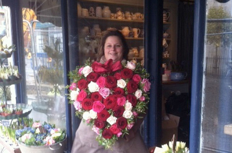 Valentine's Day at Ted Martin Flowers