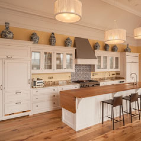 The wonderful Kitchen Island