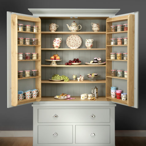 The Larder Cupboard: the Mary Poppins of the kitchen