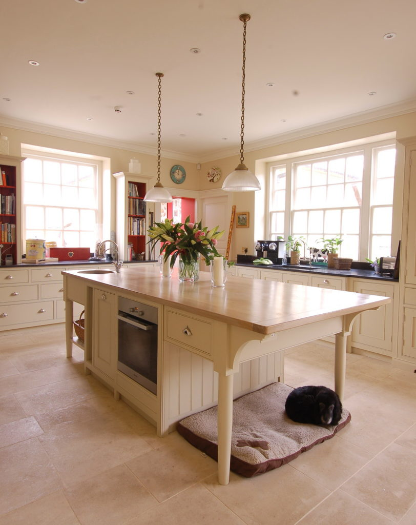 Bespoke Farmhouse Kitchen by Guild Anderson Furniture