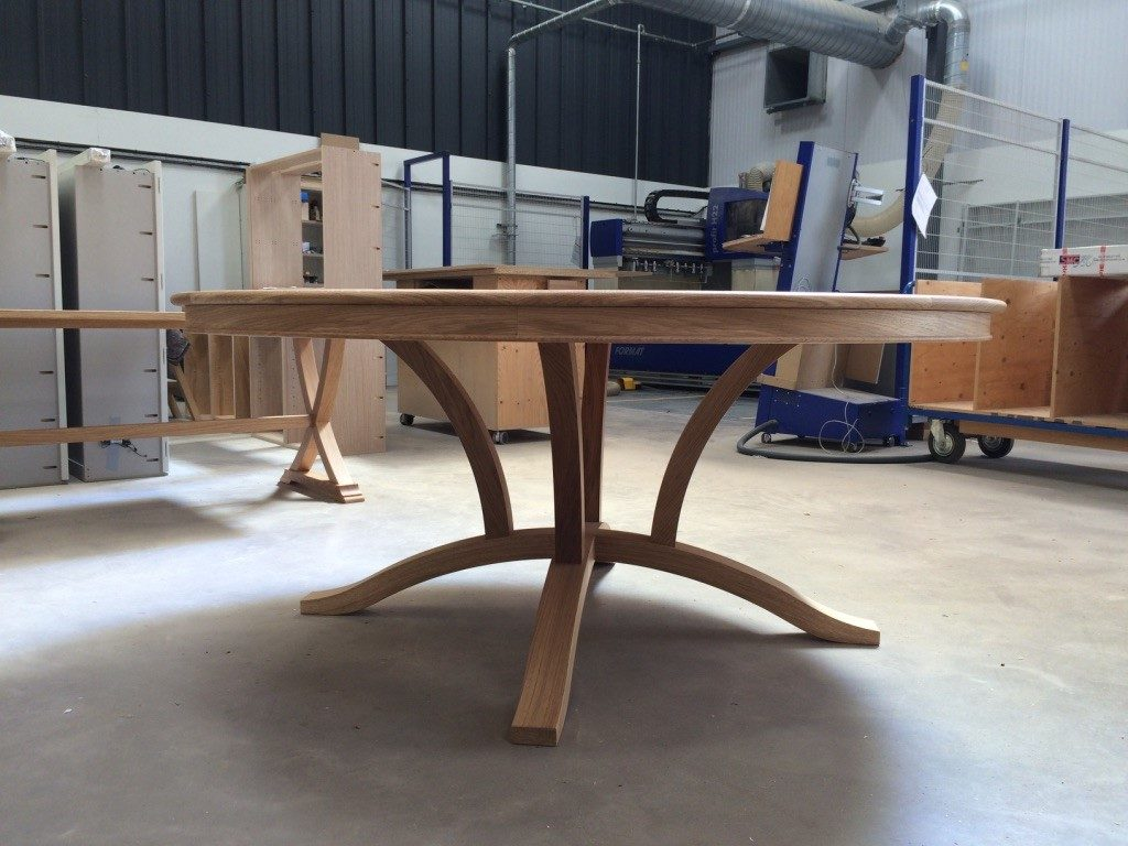Behind The Scenes At Bespoke Furniture Makers Guild Anderson