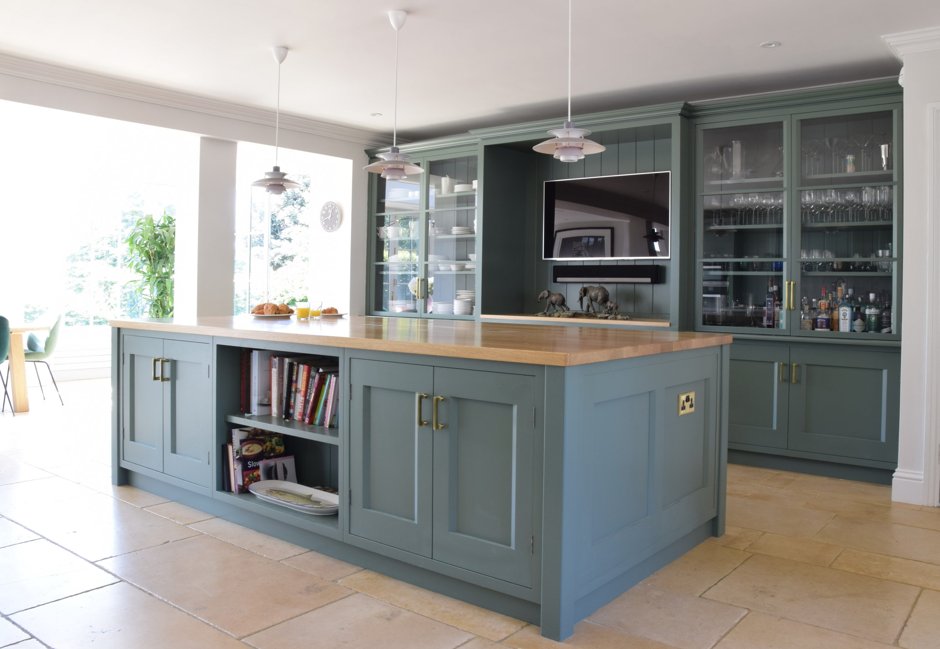 An updated Cotswold farmhouse