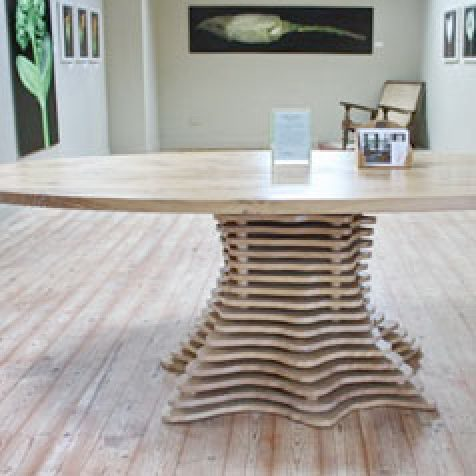 'Trunk Table' by Guild Anderson