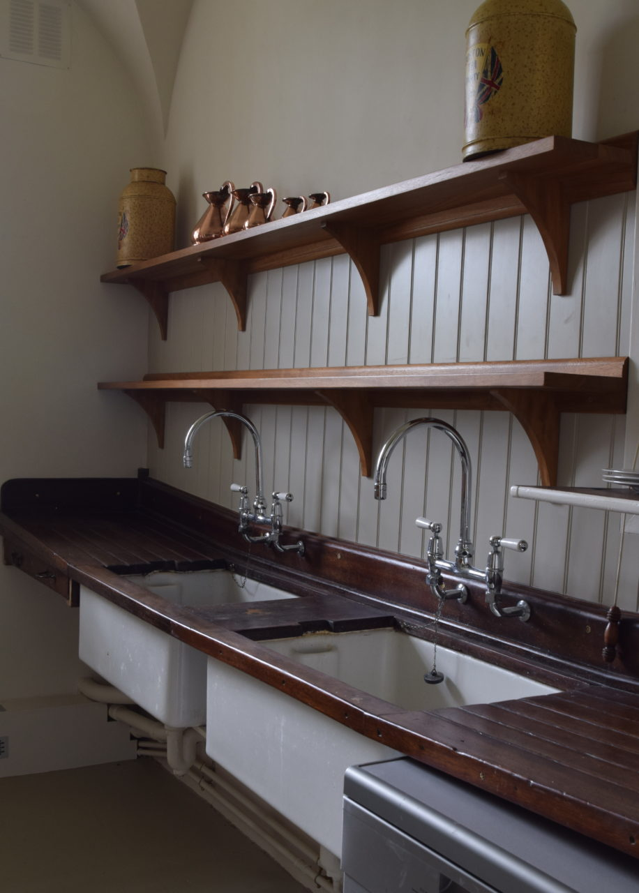 Servery at Buscot Park