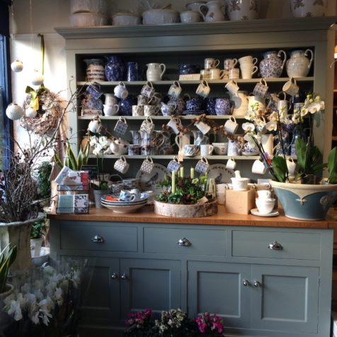 Christmas in Tisbury: Guild Anderson's bespoke dresser