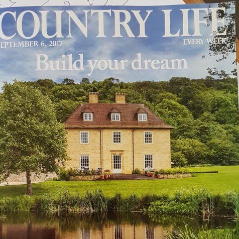 Featured in Country Life: A Bespoke Farmhouse Kitchen in Dorset