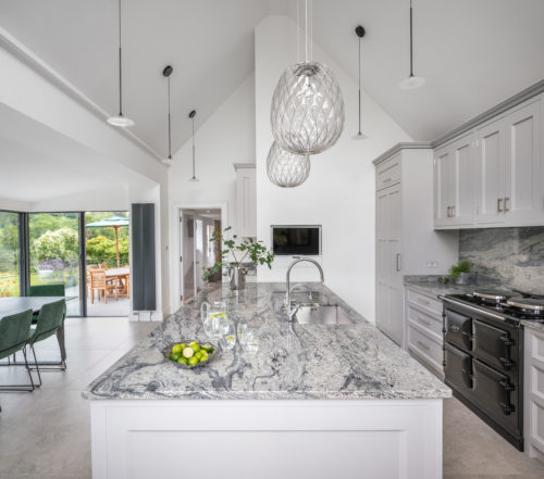 Man-made versus real stone: the great worktop debate