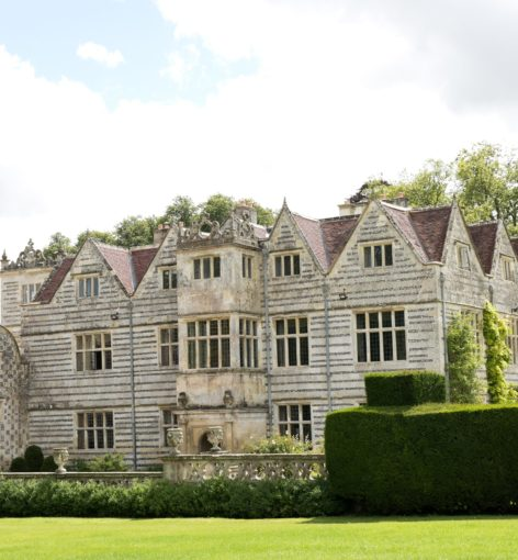 Jacobean Manor House