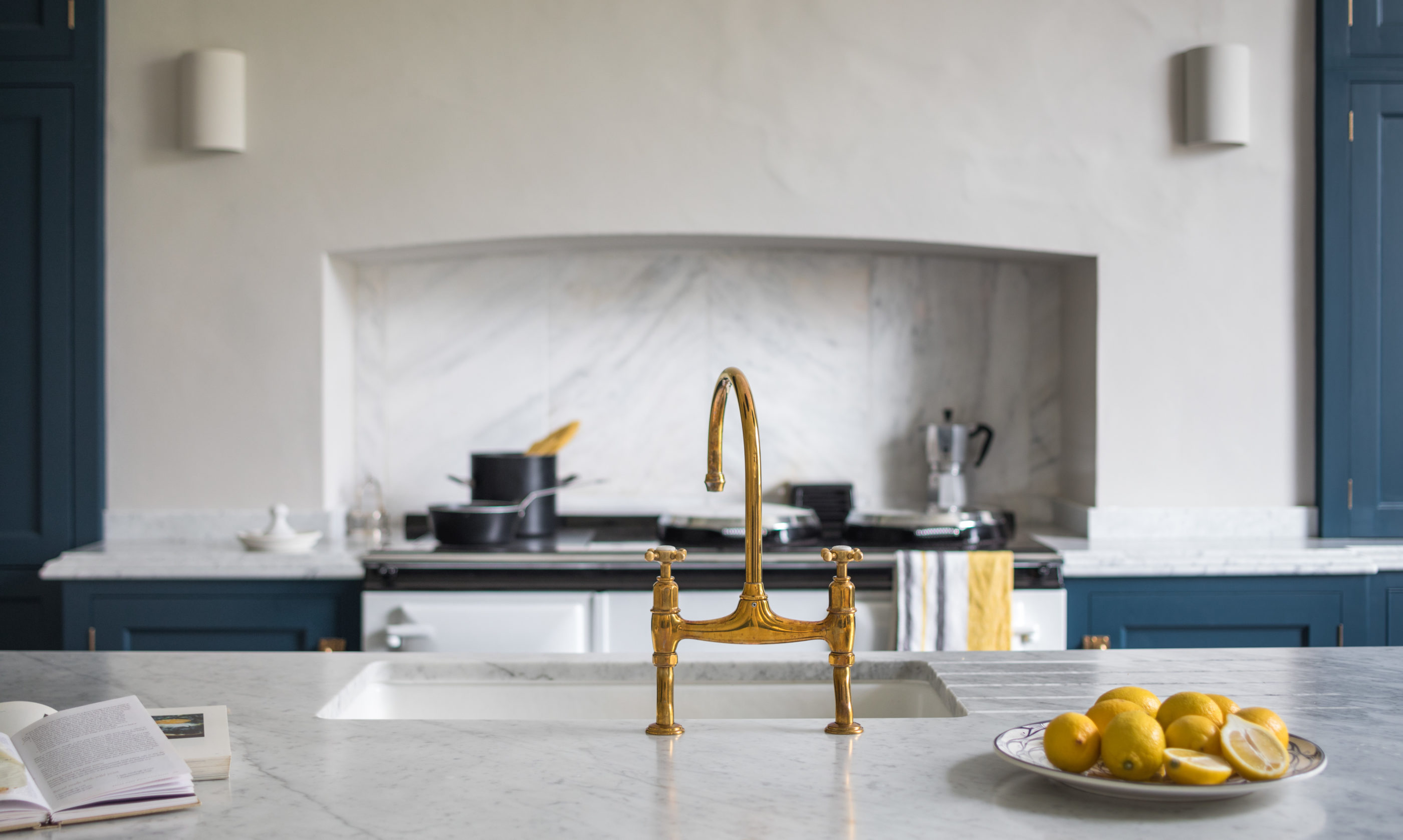 Guild Anderson Bespoke Kitchen and Furniture Design for Period Homes