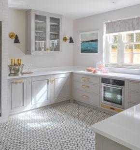 Ante-kitchen